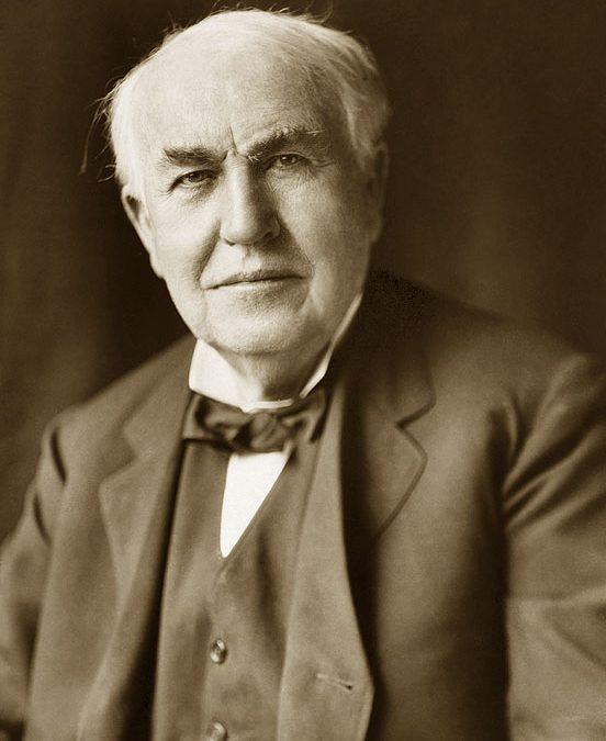 L'uomo e la sua luce – Thomas Edison